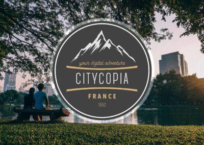 CITYCOPIA, la ville connectée de demain